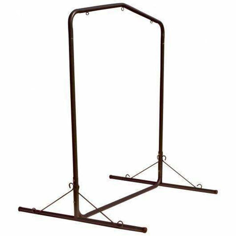 Pawleys Island Steel Swing Stand - Bronze - Outdoor Hammocks