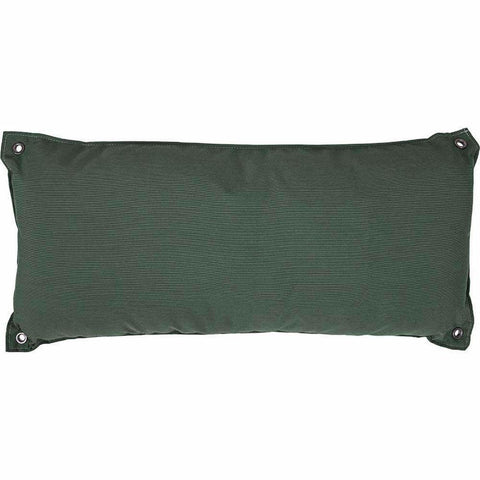 Pawleys Island Traditional Hammock Pillow - Green - Outdoor Hammocks