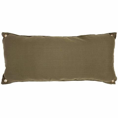 Pawleys Island Traditional Hammock Pillow - Leaf Green - Outdoor Hammocks