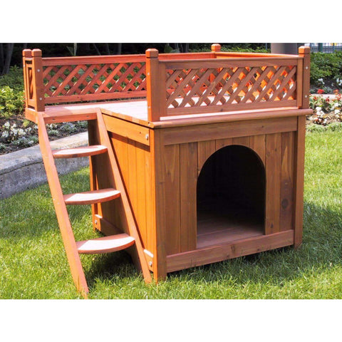 Room with a View Dog House - Pet Accessories