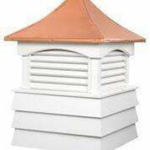 Sherwood Cupola 30 inches x 46 inches by Good Directions - Cupola - Vinyl