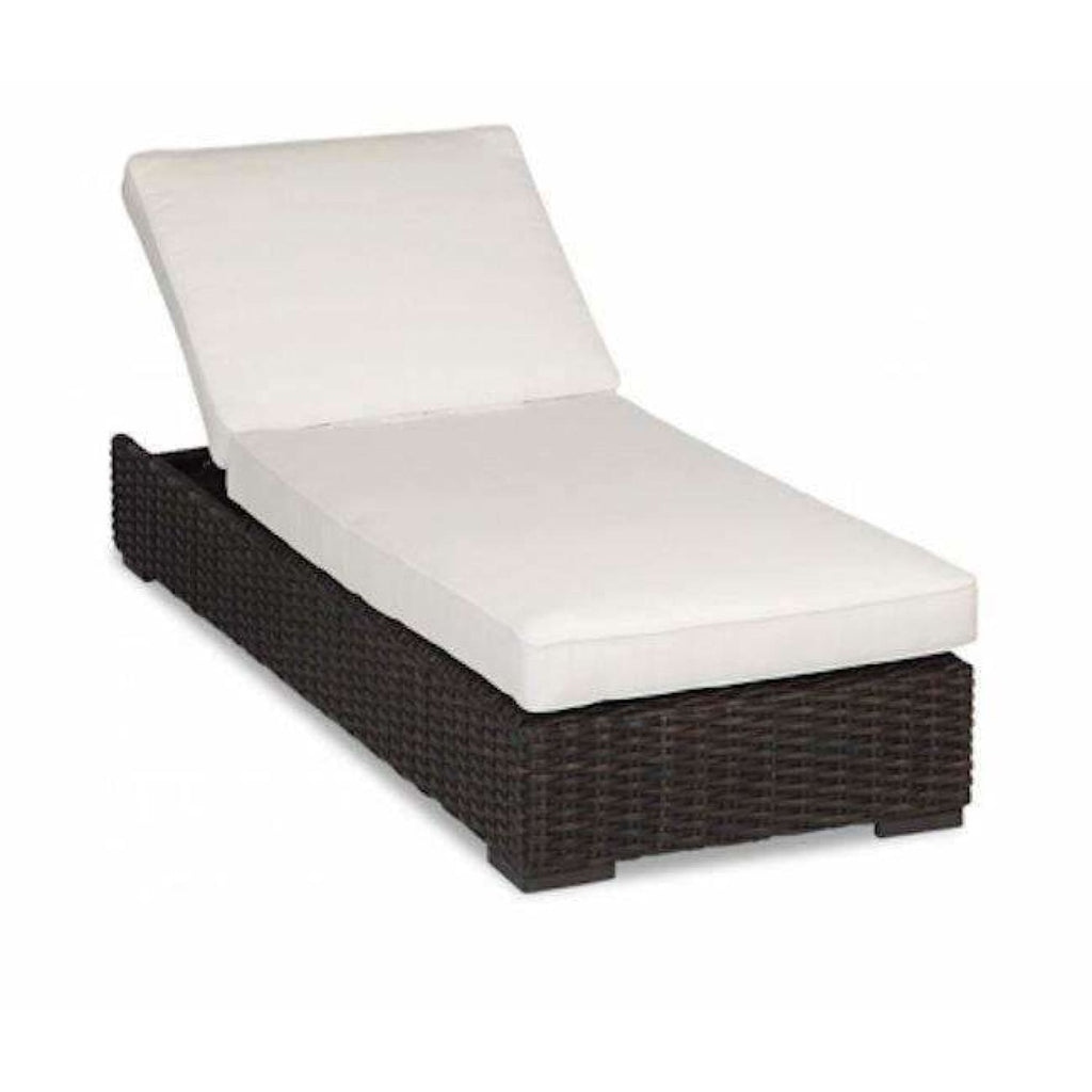 Sunset West Cardiff Outdoor Adjustable Chaise Lounge - Chaise Lounge Chair