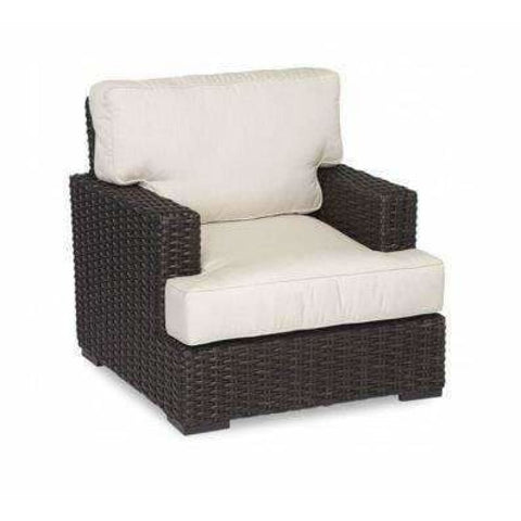 Sunset West Cardiff Outdoor Club Chair with Cushion - Outdoor Chair