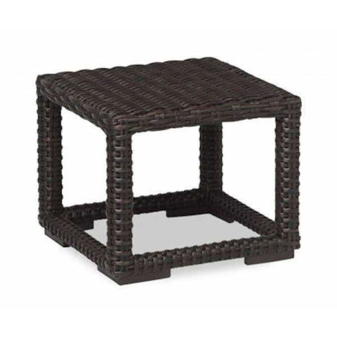 Image of Sunset West Cardiff Outdoor End Table - Outdoor End Table