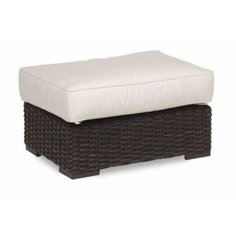 Image of Sunset West Cardiff Outdoor Ottoman - Outdoor Ottoman
