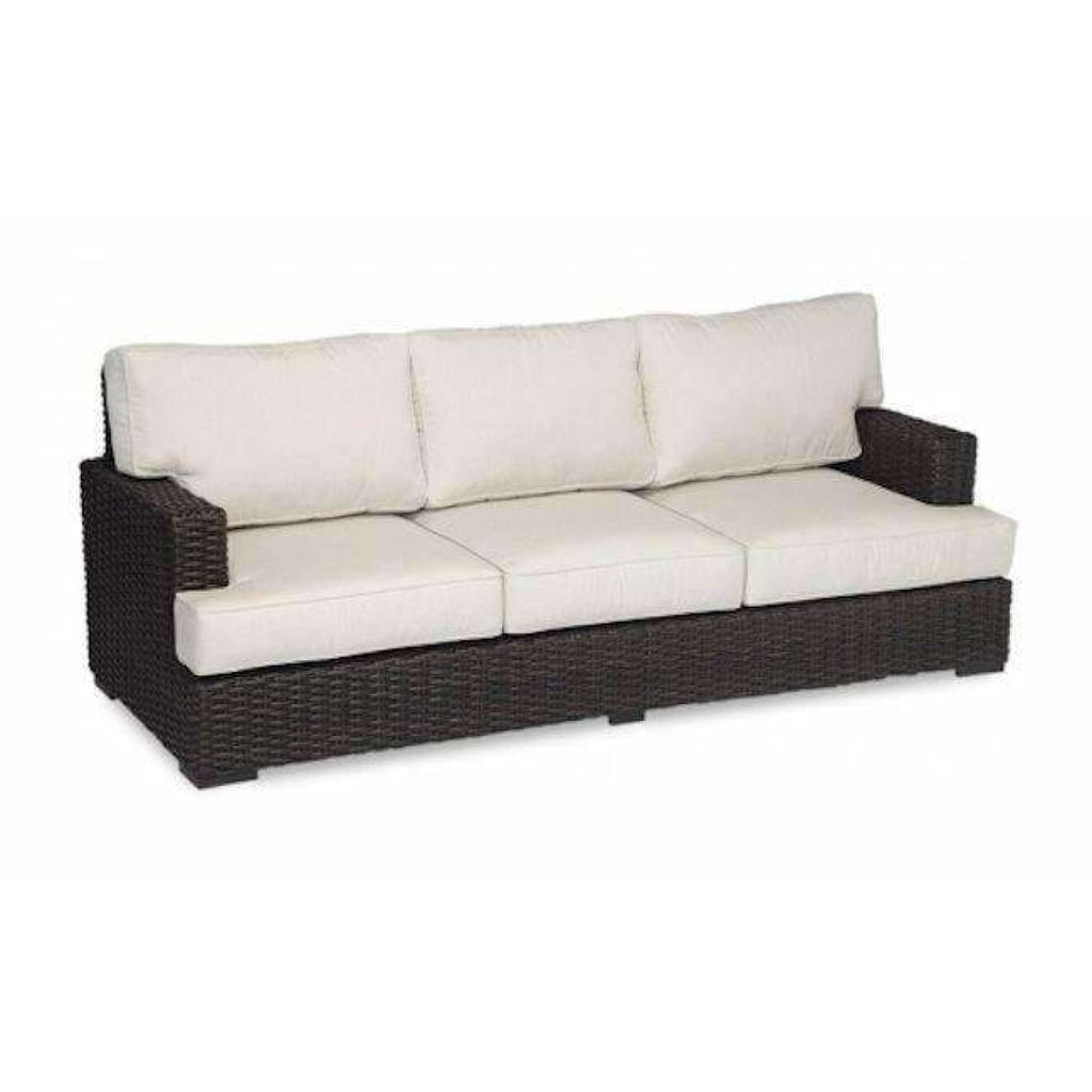 Sunset West Cardiff Outdoor Sofa with Cushions - Outdoor Sofa