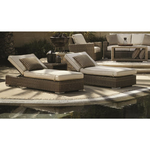 Sunset West Coronado Adjustable Chaise Lounge Set - Outdoor Lounge Sets