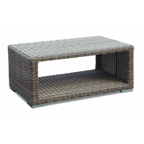 Image of Sunset West Coronado Coffee Table - Outdoor Coffee Table