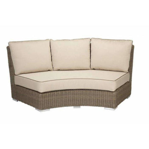 Image of Sunset West Coronado Curved Sectional - Outdoor Sectional