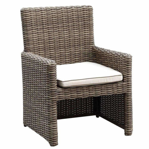 Image of Sunset West Coronado Dining Chair - Outdoor Dining Chair