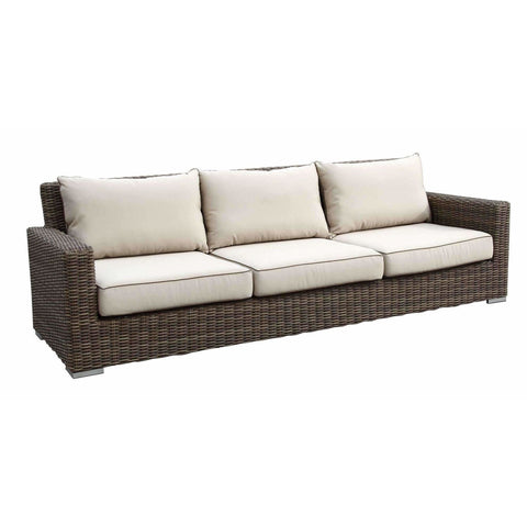 Sunset West Coronado Sofa - Outdoor Sofa