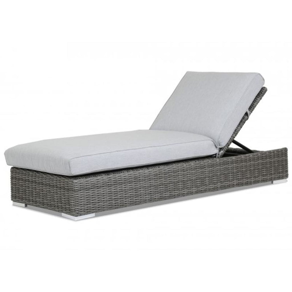 Sunset West Emerald Outdoor Adjustable Chaise Lounge - Chaise Lounge Chair