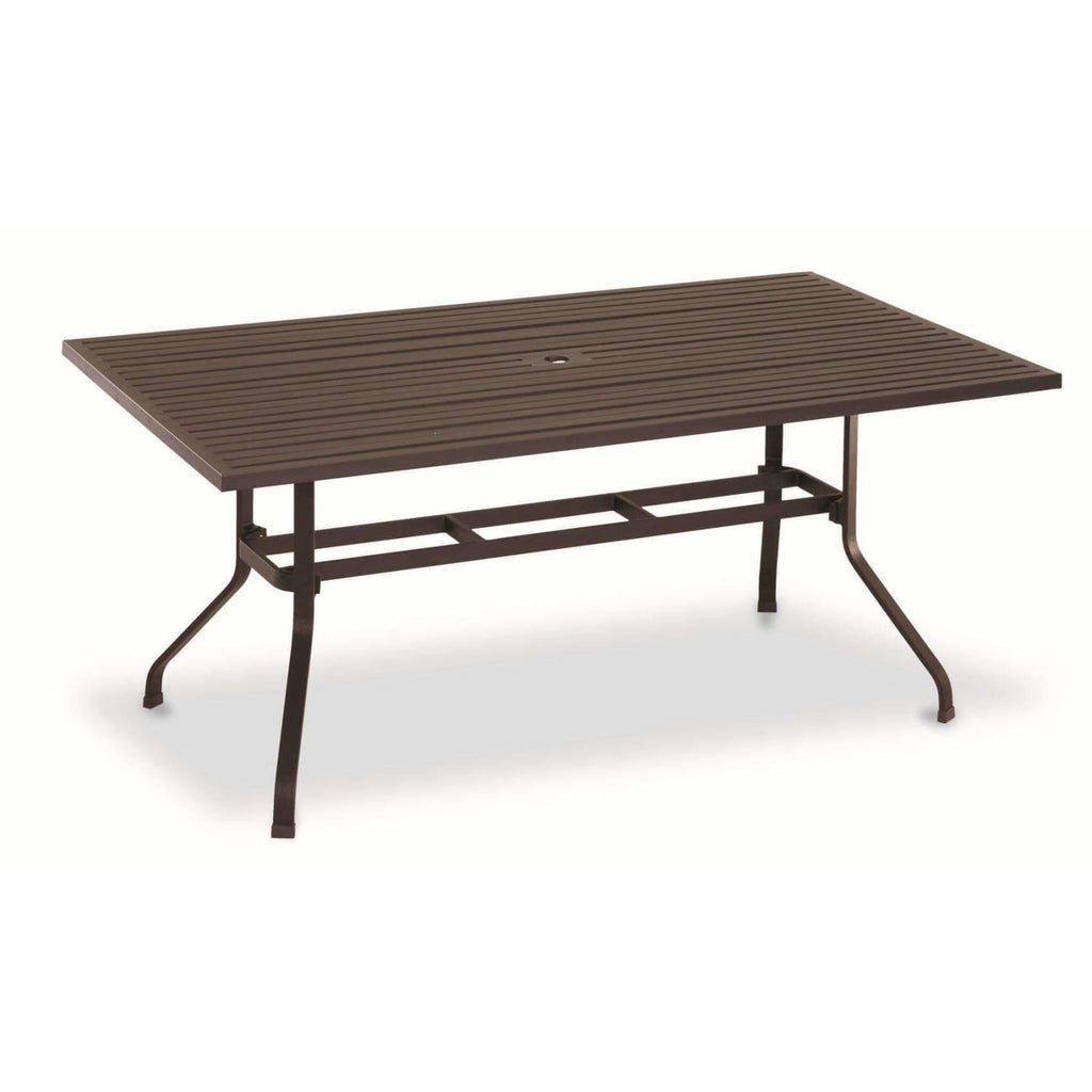 Sunset West La Jolla 72-inch Rectangular Outdoor Dining Table - Outdoor Dining Table