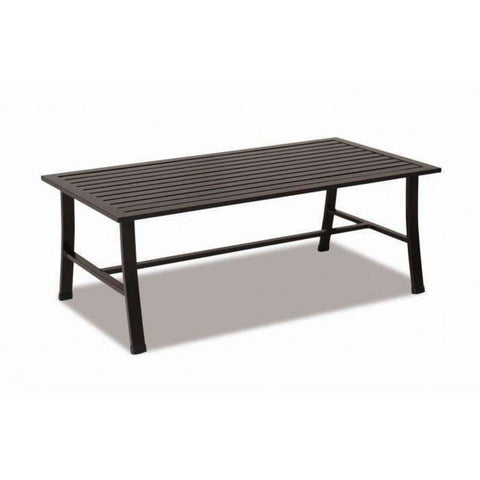Sunset West La Jolla Outdoor Coffee Table - Outdoor Coffee Table