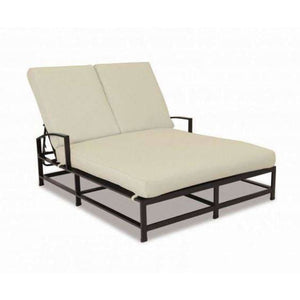 Sunset West La Jolla Outdoor Double Chaise Lounge - Chaise Lounge Chair