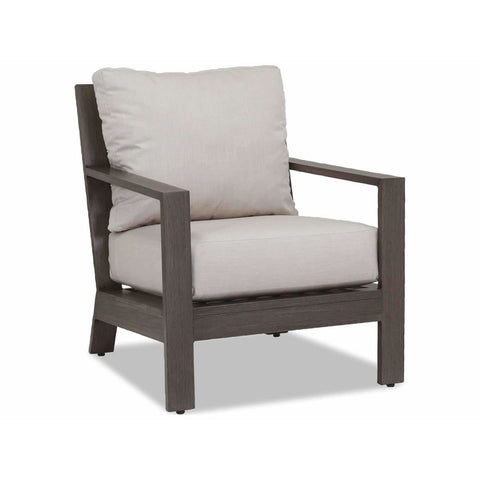 Image of Sunset West Laguna Aluminum Outdoor Club Chair - Outdoor Chair