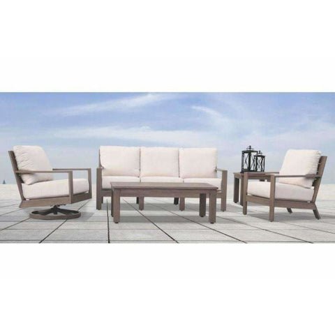 Image of Sunset West Laguna Outdoor Sofa and Chair Collection - Outdoor Sofa