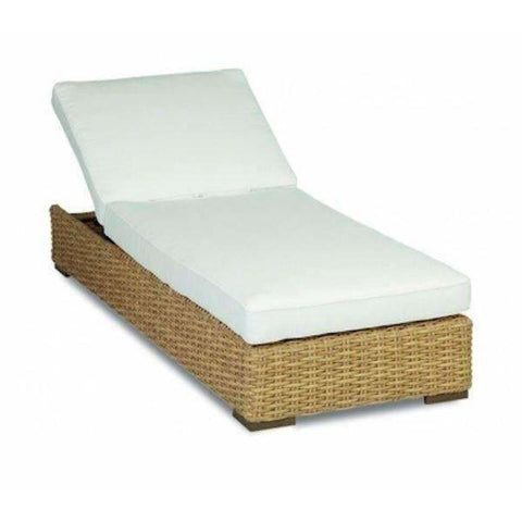 Image of Sunset West Leucadia Adjustable Outdoor Chaise Lounge Set - Chaise Lounge Chair