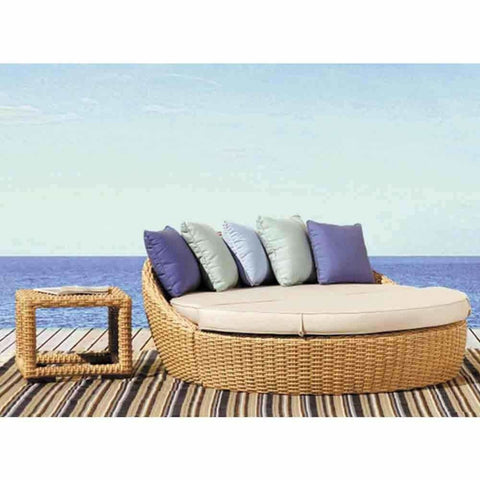 Sunset West Leucadia Outdoor Daybed Collection - Chaise Lounge Chair