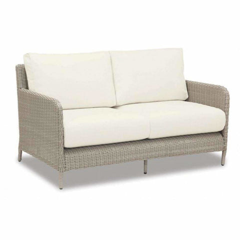 Image of Sunset West Manhattan Outdoor Loveseat - Outdoor Sofa
