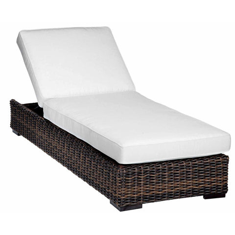 Image of Sunset West Montecito Outdoor Adjustable Chaise Lounge - Chaise Lounge Chair