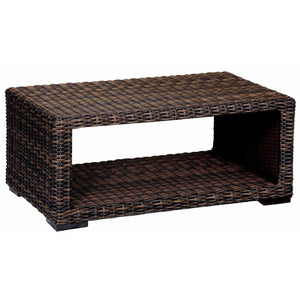 Sunset West Montecito Outdoor Coffee Table - Outdoor Coffee Table