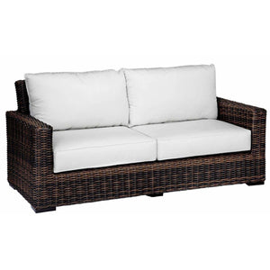 Sunset West Montecito Outdoor Loveseat - Outdoor Sofa