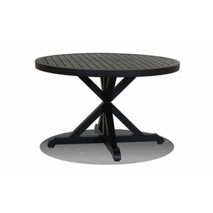 Sunset West Monterey Outdoor Small Round Dining Table - Outdoor End Table