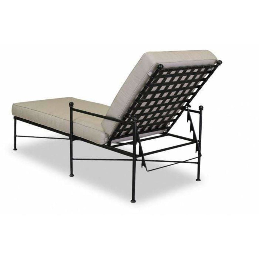 Sunset West Provence Outdoor Chaise Lounge With Cushions