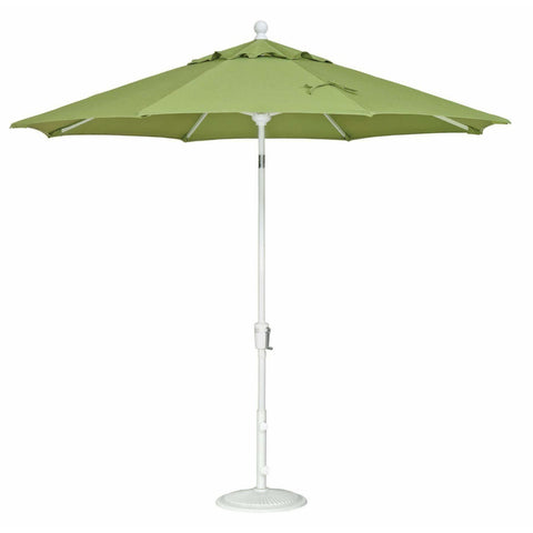 Image of Treasure Garden 9ft Aluminum Push Button Tilt Umbrella - Treasure Garden