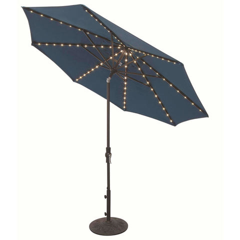 Treasure Garden 9ft Starlight Umbrella - Treasure Garden