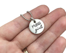 Load image into Gallery viewer, Maui Girl Necklace