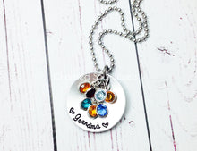 Load image into Gallery viewer, Grandma's Little Sparkles Necklace