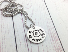 Load image into Gallery viewer, Love My Police Officer Necklace