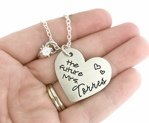 The Future Mrs. Necklace