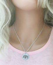 Load image into Gallery viewer, Monogram Personalized Necklace