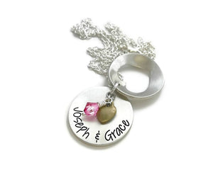 Blessings Heart Locket