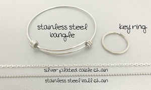 Add On/Upgrade Chain & Bangle Bracelet