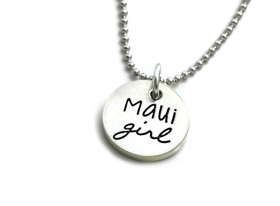 Maui Girl Necklace