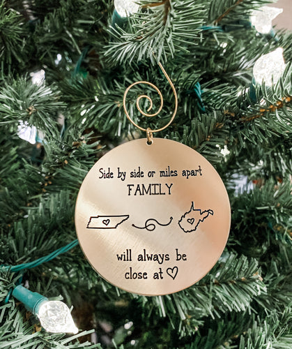 2019 Close at Heart Ornament