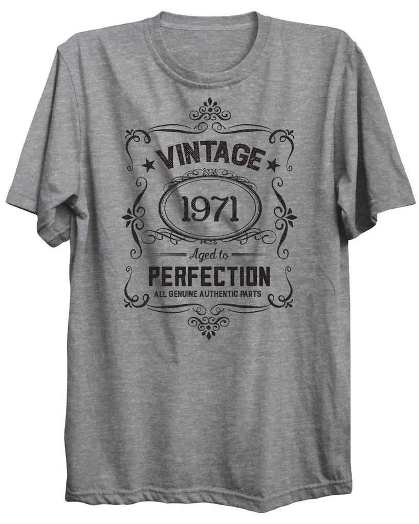 Vintage Birthday Personalized Custom 12 Unisex Tshirt