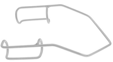 Barraquer Wire Speculum, Ready To Use (Disposable) (Box Of 10)