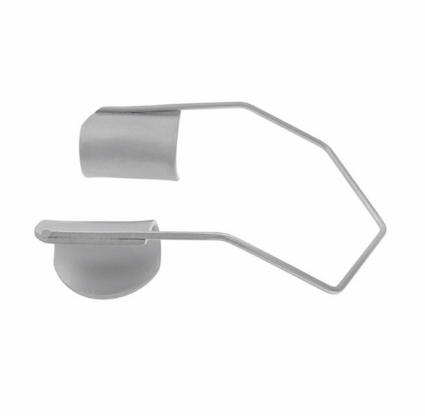 Barraquer Eye Speculum, Solid Blade Lids, Ready To Use (Disposable) (Box of 10)