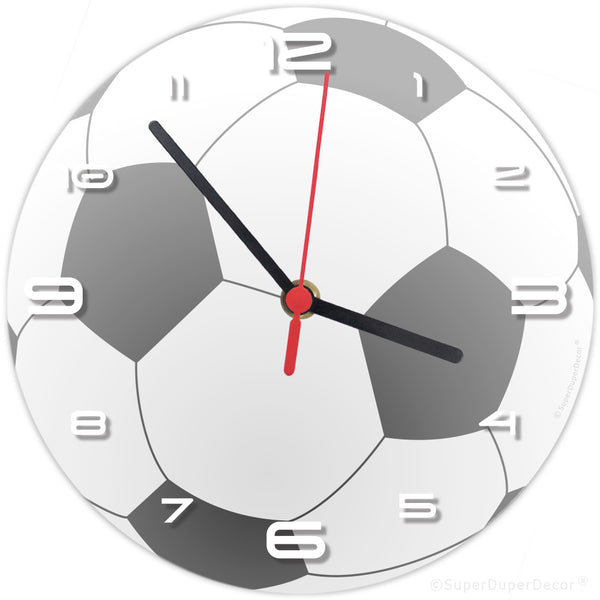 Football - wall clock