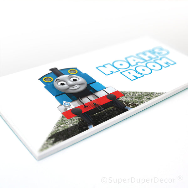 Thomas The Tank Engine - door plaque