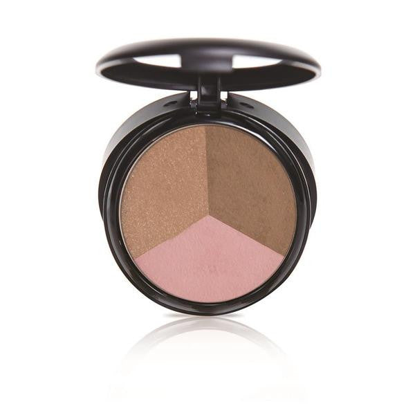 California Dream Triangle Trio-Blush, Bronzer, Highlighter
