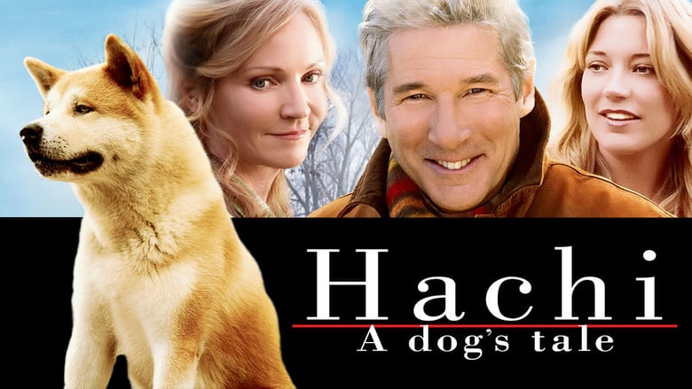 Dog Movie to Watch this weekend- Hachi