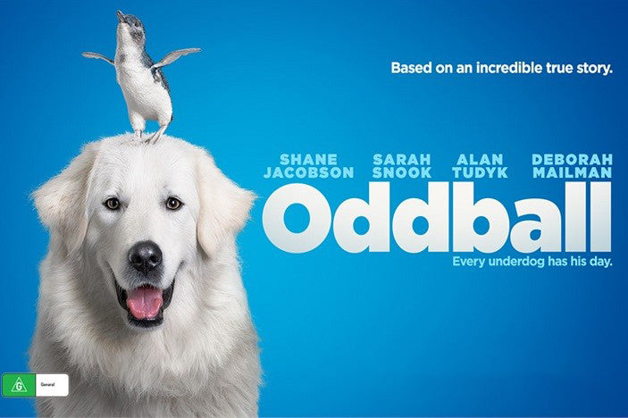 Dog Movie of the Week - Oddball