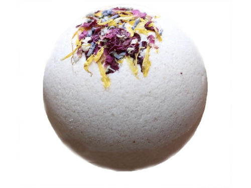 Bath Bomb - Large Himalayan Salt Bath Bomb-Bath Bombs-Cider and Basil