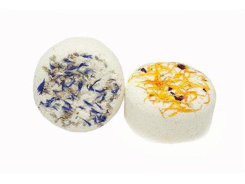 Dog Bath Bombs - Coconut Milk & Tangerine-Dog Bath Bombs-Cider and Basil